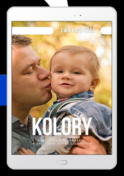okładka ebooka Kolory